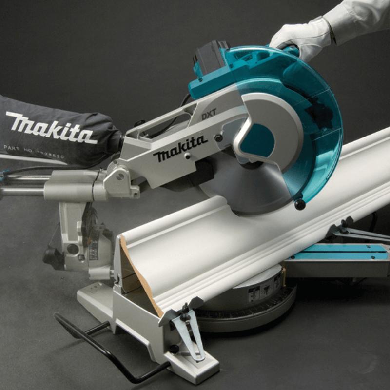 Ingletadora telescópica Makita LS1216FLB