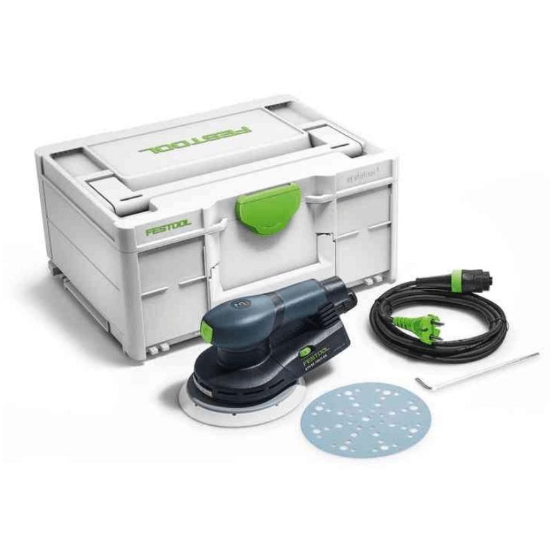 Lijadora Festool ETS EC 150 3 EQ-PLUS componentes
