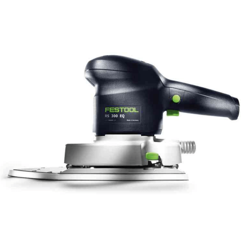 Lijadora Festool orbital RS 300 Q facilidad de uso