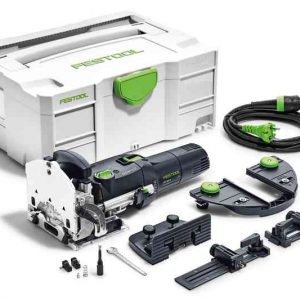 fresadora festool df 500 q set