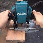 fresadora makita RP0900 para madera