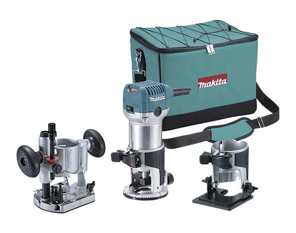 fresadora makita RT0700CX2 kit
